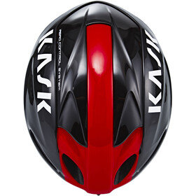 Kask Infinity Casco, black/red